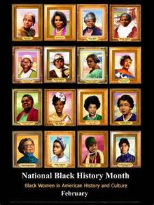 Women and Black History Month