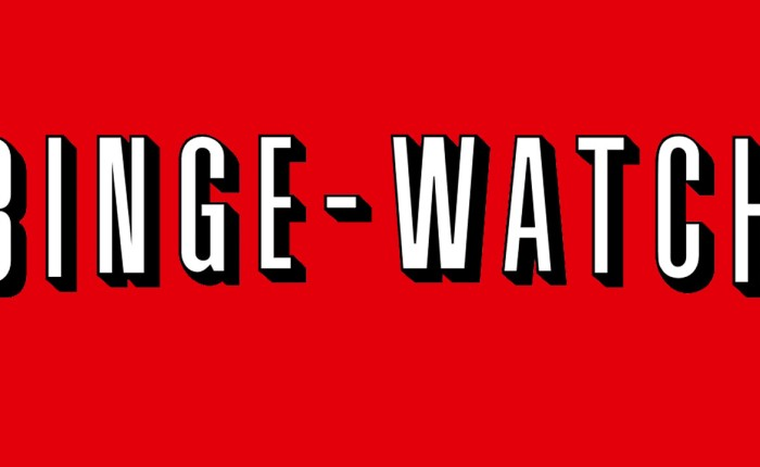Confessions of a Binge Watcher